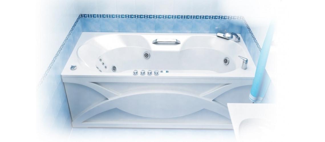 Акриловые ванны от лучших производителей