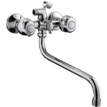 Смеситель для ванны Frap H26 F2226 Хром