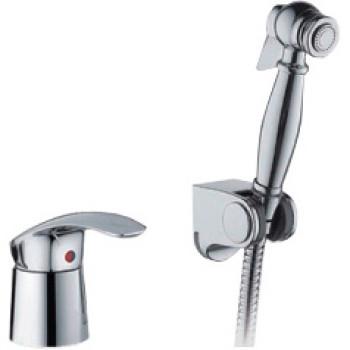Смеситель с гигиеническим душем Frap H21 F1221-2