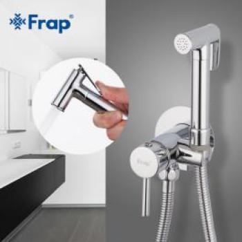 Смеситель с гигиеническим душем Frap F7505-2
