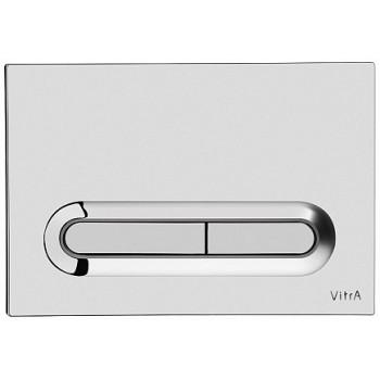 Vitra Кнопка смыва Loop T 740-0780 хром