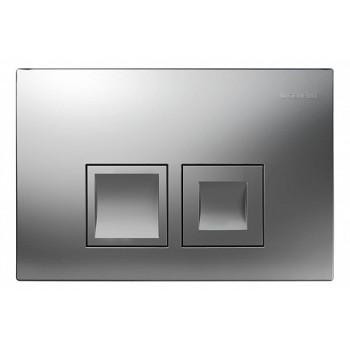 Geberit Кнопка смыва Delta 50 115.135.46.1 хром, матовая