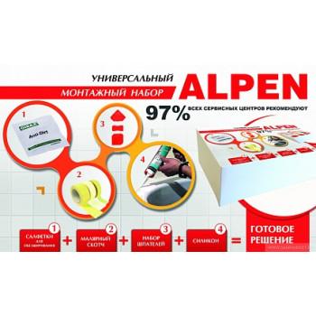 Alpen Универсальный монтажный набор для акриловых ванн Alpen