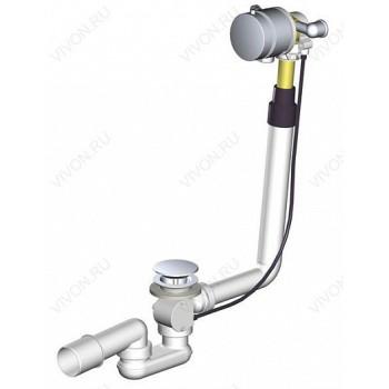 Ravak Слив-перелив (сточный комплект) для ванны X01377 Click-Clack