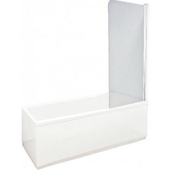Aquanet Шторка на ванну AQ1-R матовое стекло
