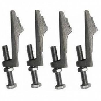 Roca Комплект ножек для чугунной ванны Roca 150412330