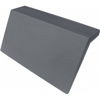 Excellent Подголовник для ванны Prim серый