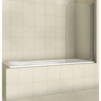 WeltWasser Шторка на ванну WW100 100T1-80