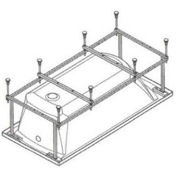 Vagnerplast Каркас для ванны Inspira 190x100