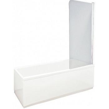 Aquanet Шторка на ванну AQ1-R узорчатое стекло