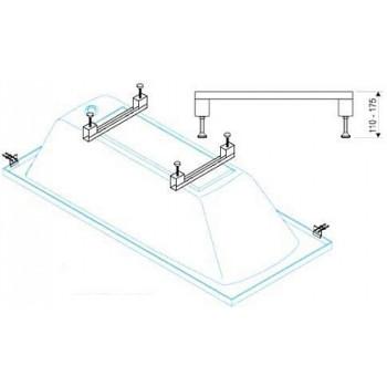 Cezares Универсальный комплект ног для прямоугольных акриловых ванн