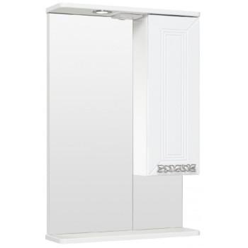 Runo Зеркало-шкаф для ванной Монро 53