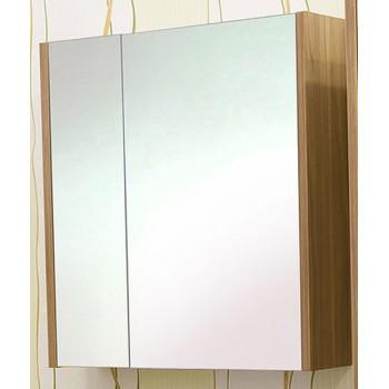 Sanflor Зеркало-шкаф Ларго 70 R швейцарский вяз
