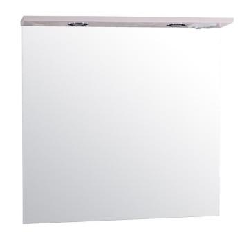 ASB-Mebel Зеркало Коста 80 Ясень белый