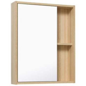 Runo Зеркало-шкаф для ванной Эко 52