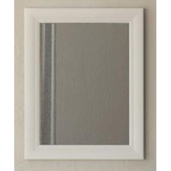Velvex Зеркало для ванной Alba 55 белый