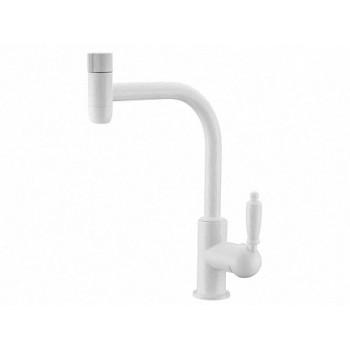 """Zorg Смеситель для кухни """"Clean Water ZR 323 YF-33 WHITE"""""""