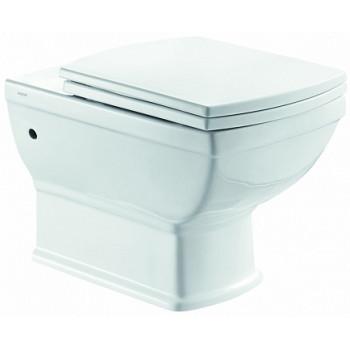 Creo Ceramique Унитаз подвесной ORLEANS, сиденье микролифт