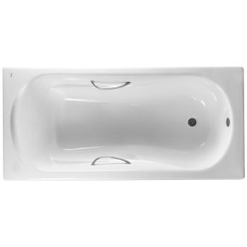 """Castalia Чугунная ванна """"Venera"""" 170x80x42 с ручками"""