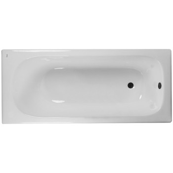 Castalia Чугунная ванна 160x70x42