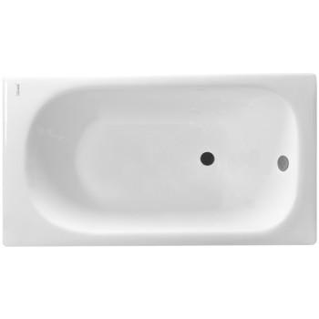 Castalia Чугунная ванна 120x70x42