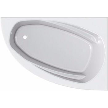 Astra-Form Ванна Тиора 154x105 R, литой мрамор